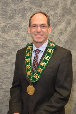Photo of Mayor Greg Wilson