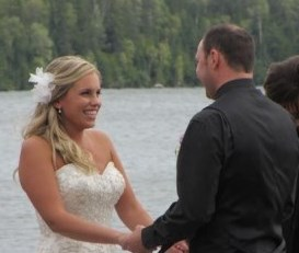 Photo of Wedding at Lake