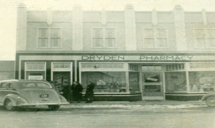 Photo of the Dryden Pharmacy