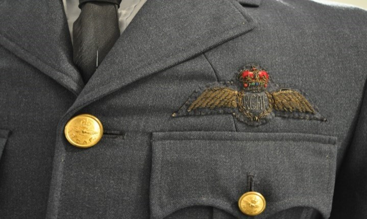 Second World War Royal Canadian Air Force Uniform