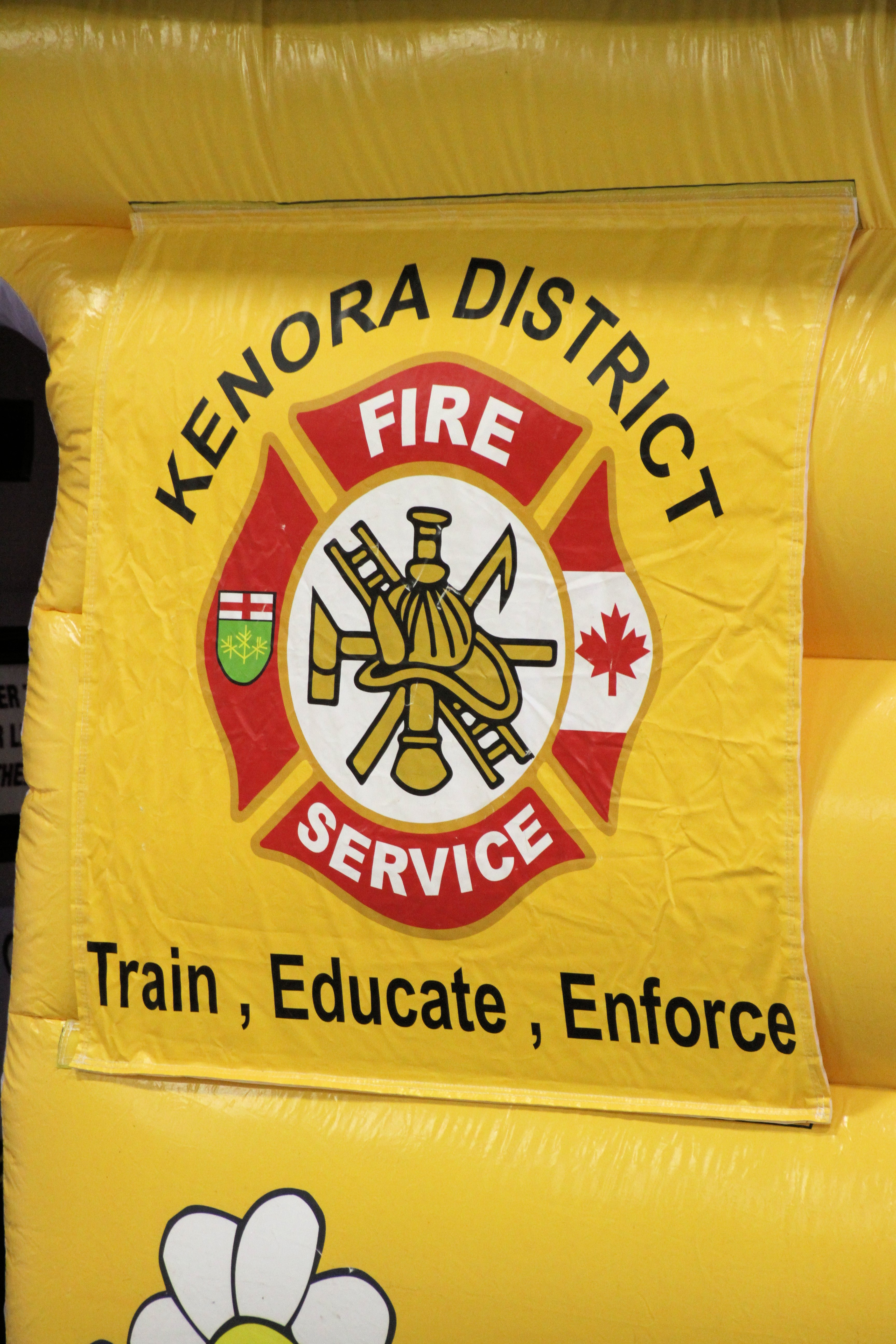 Image of Kenora District Mutual Fire Aid Association Logo