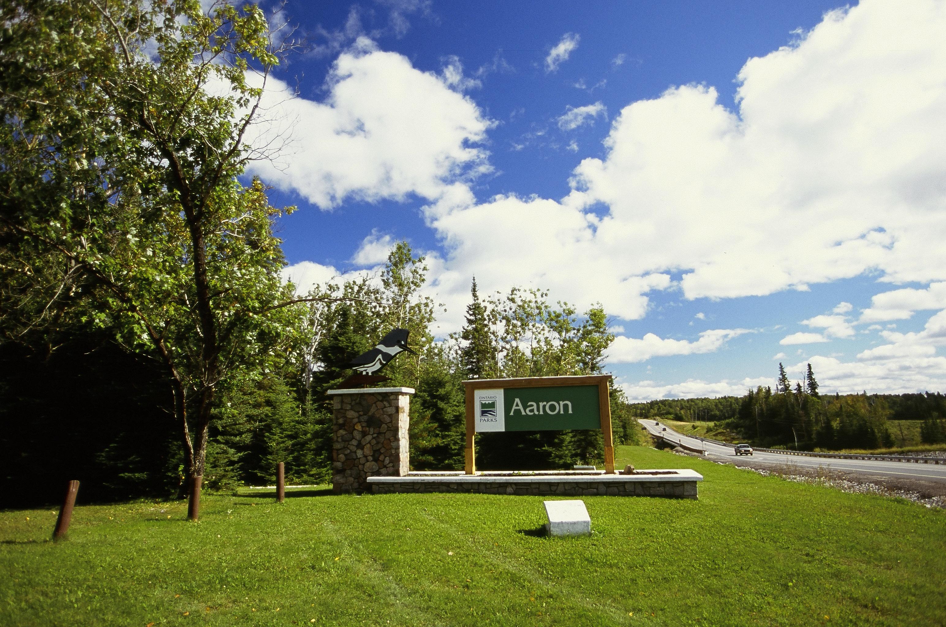 Aaron Park City Of Dryden